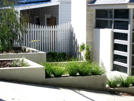 Front garden landscaping perth home design for Front garden designs perth