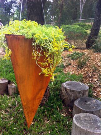 Unique planter