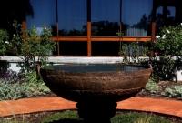 'Shedwallah' iron water bowl