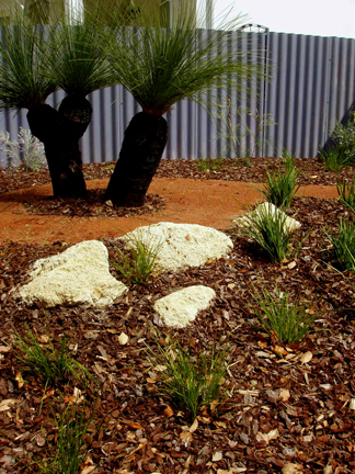Waterwise plant schemes wild about gardens garden for Garden design ideas perth wa
