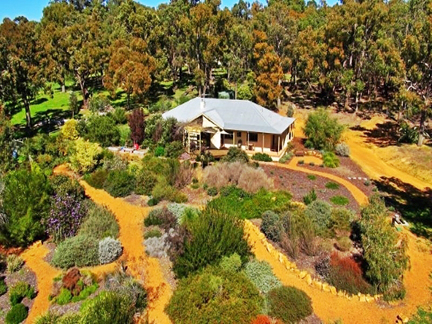 Australian native garden wild about gardens garden for Garden design ideas perth wa